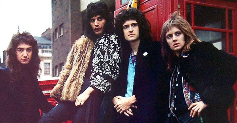 Queen фото группа