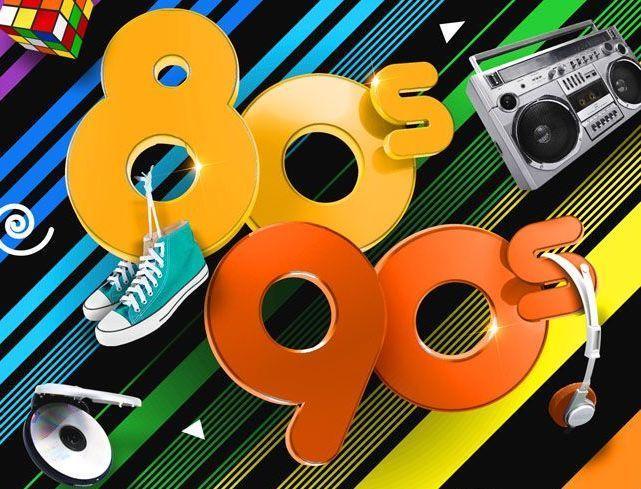 Les 80's / 90's