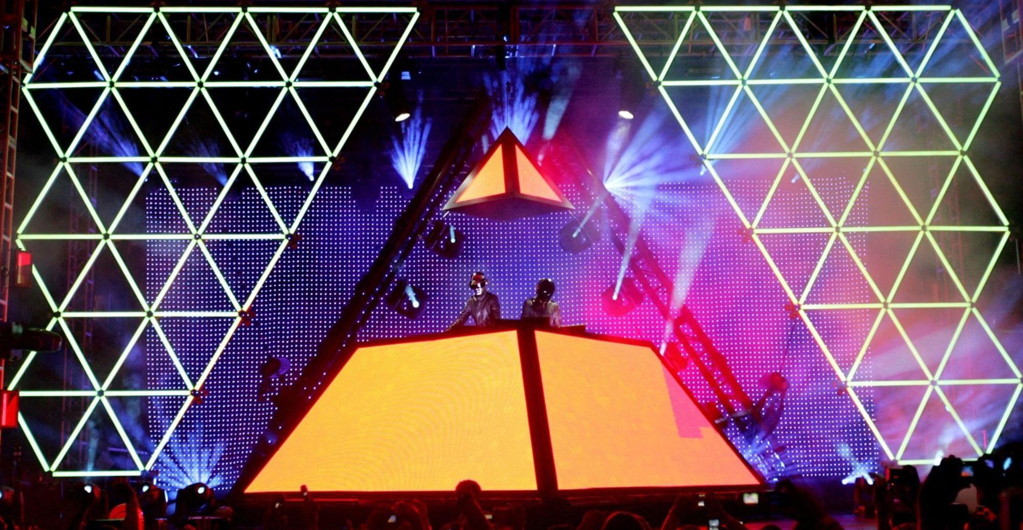 """La performance """"Alive"""" de Daft Punk en réalité virtuelle"""