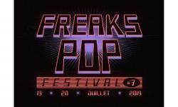Festival : Le Freaks pop